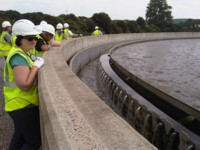 Clearly better! - Environment Agency visit to Esholt sewage treatment facility, June 2010